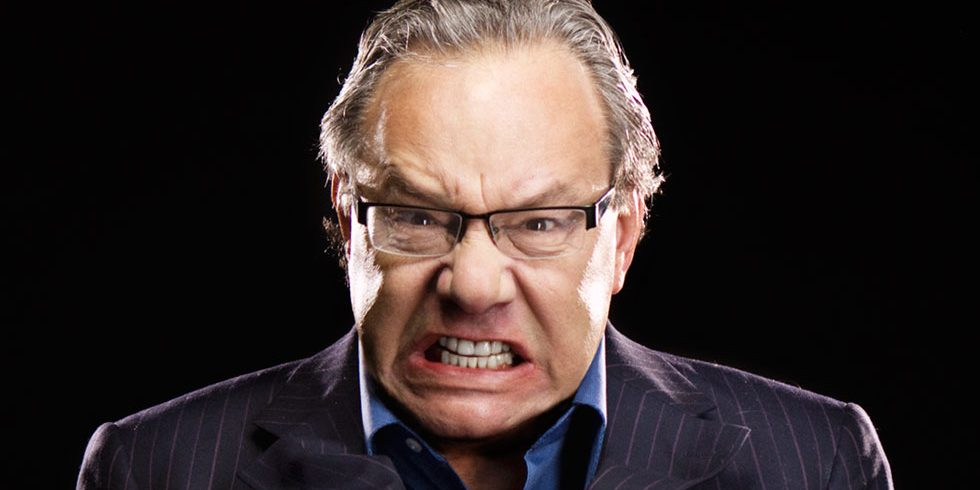 Lewis Black is mad funny