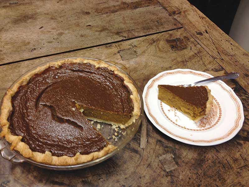 editPumpkin-Squash-Pie