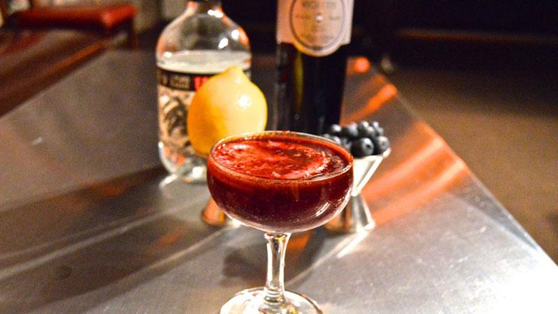 Babs' Underground Cocktail