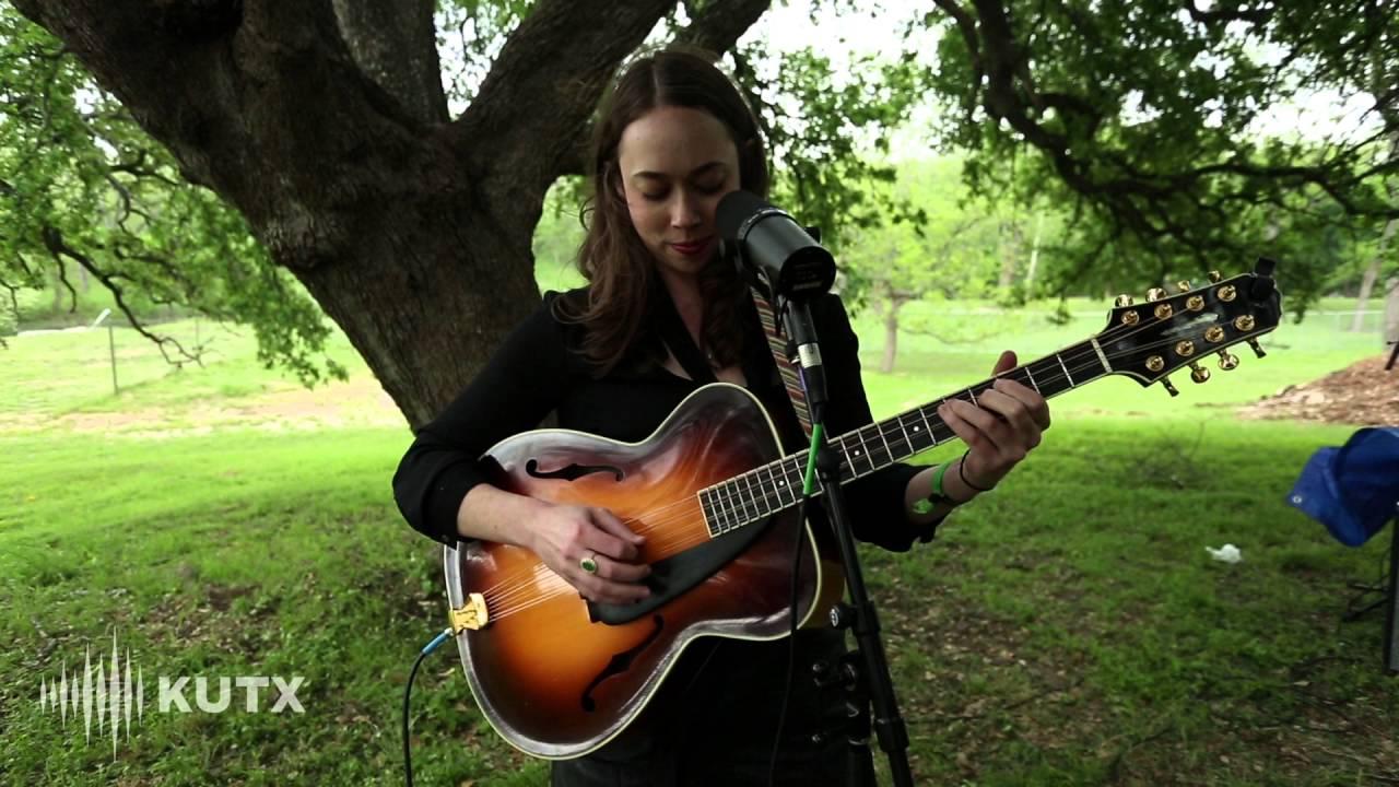 Sarah Jarosz Performs at The Ark, July 7
