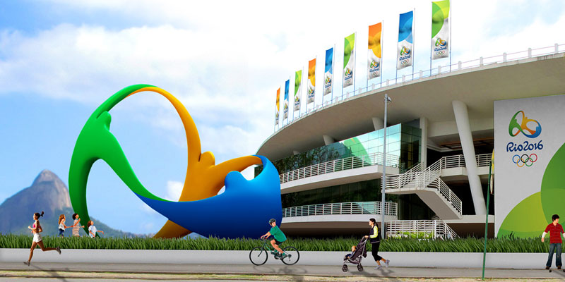 Fred Gelli designed for ParaOlympics