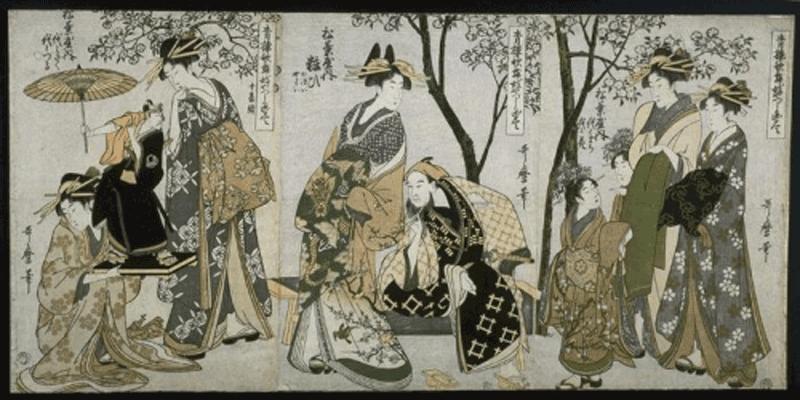 kabuki-umma-show