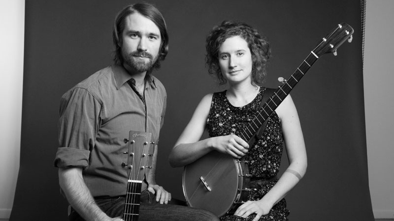 Michael Beauchamp and Laurel Premo perform songs from their latest album, 'Fall Away Blues,' next Thursday at the Ark