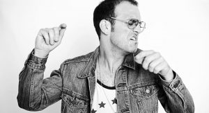 Theo Katzman, above, studied jazz at the University of Michigan before moving on to become a nationally-recognized recording artist.