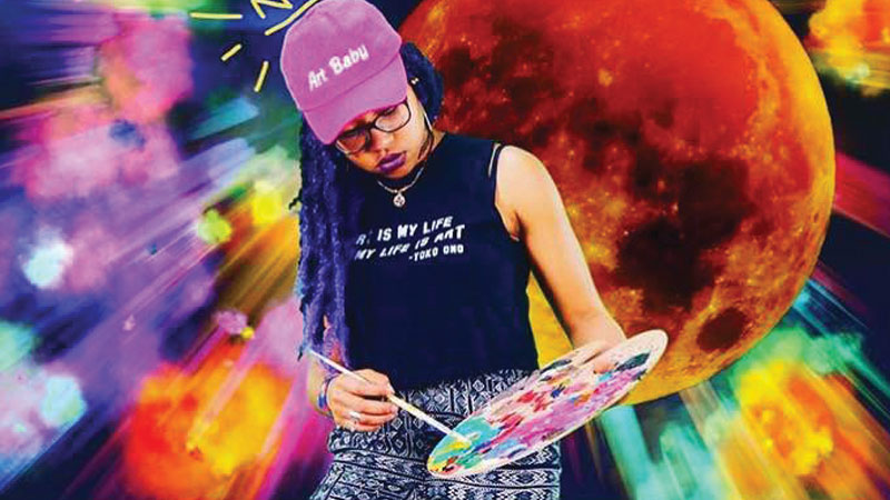 Ashanti Africana - Artist & Designer