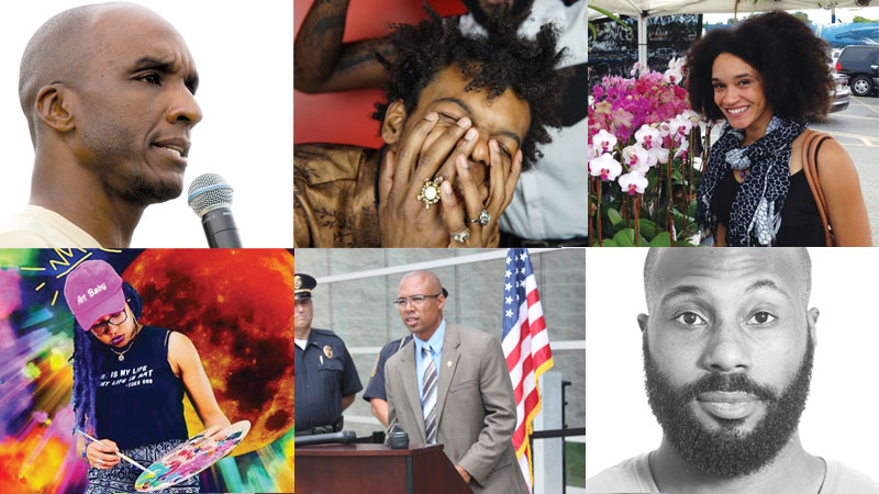 Ypsilanti is experiencing a cultural rebirth led by black artists, educators and activists