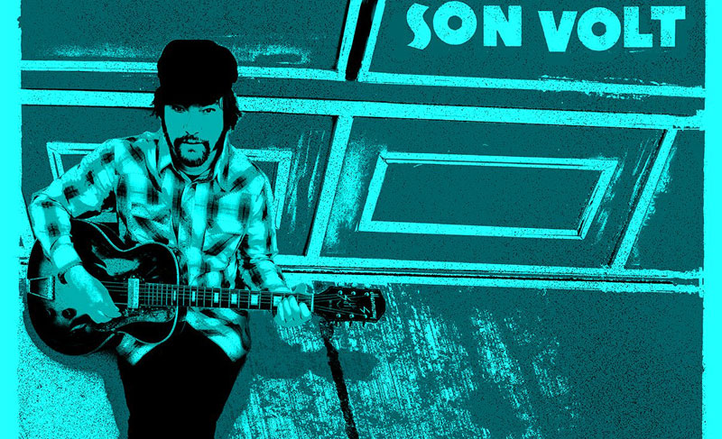 Son Volt comes to the Ark on Sunday, April 2