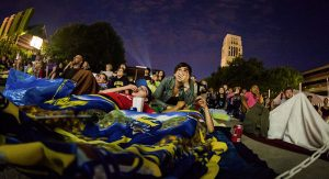 Film under the stars at Ann Arbor Summer Fest