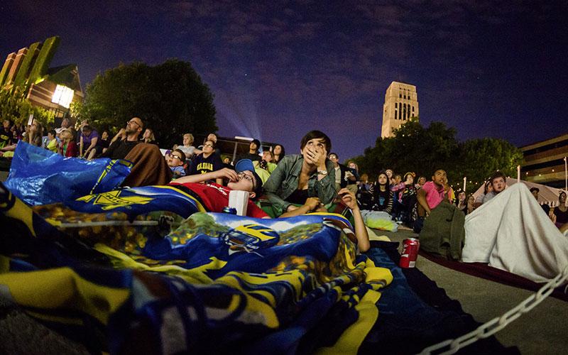 Film under the stars at Ann Arbor Summer Fest