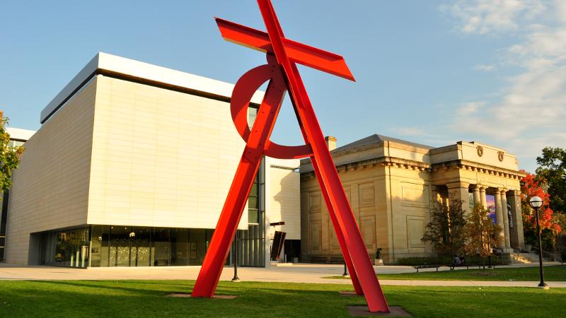 The University of Michigan Museum of Art