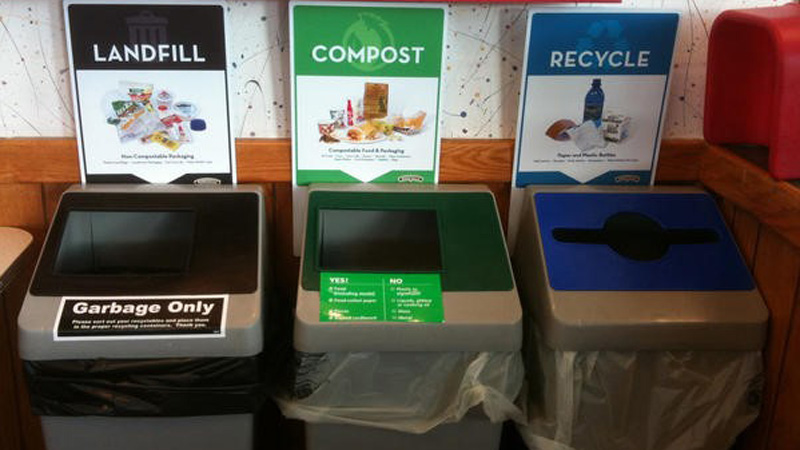 Ann Arbor's curbside compost collection starts today
