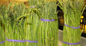 May is the peak season in Michigan for Asparagus