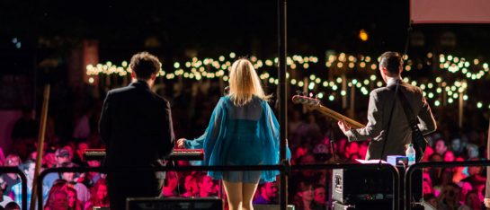 The 34th annual Summer Festival is stacked with musical talent Photo: Myra Klarman Photography