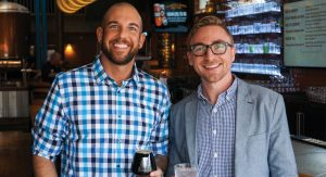 Jason Ley, CEO of Better Drinking Culture, and Camden Brieden, Founder.