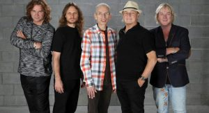 See an iconic rock band YES at the DTE Energy Music Theater