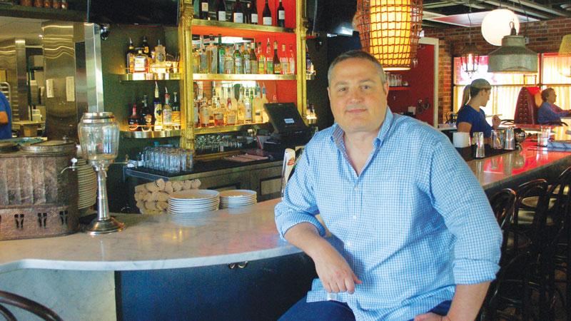 Adam Baru  Mani Osteria & Bar