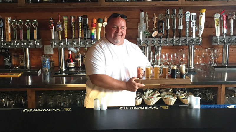 Dan Kolander, Owner - Dan's Downtown Taverns