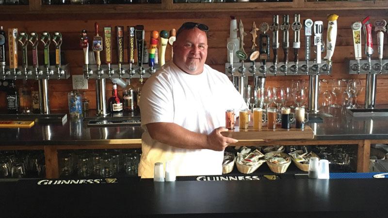 Dan Kolander, Owner - Dan's Downtown Taverns