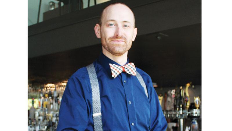 David Chesser, Bar Manager - Sava's