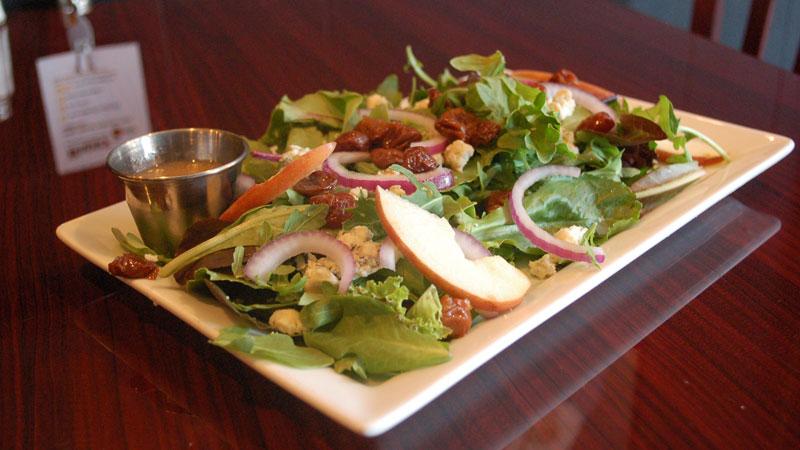 The Summer Salad at Haymaker Public House Ann Arbor