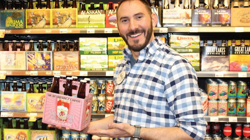 Charlie Samson, Store Director - Lucky's Market