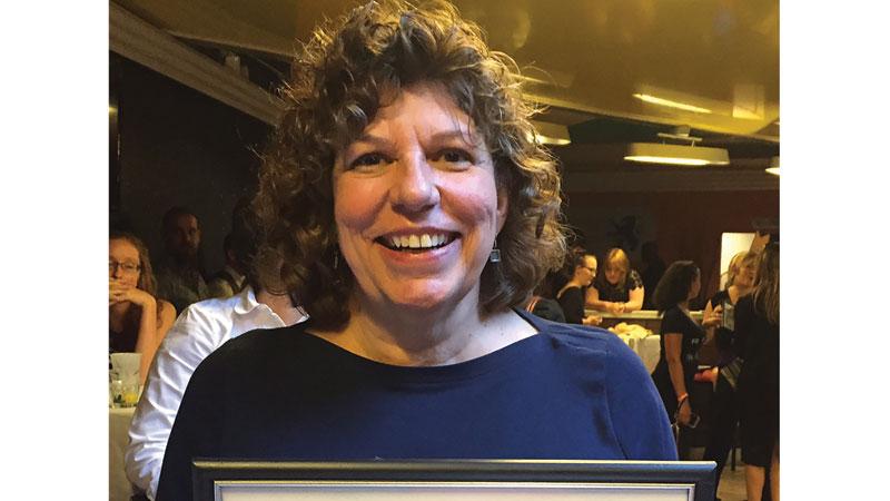 Maureen Riley, Executive Director of the Ann Arbor Art Fair