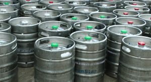 O&W Inc. dropped off more than 170 kegs featuring 107 different beers