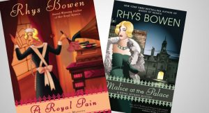 Bowen will talk about the latest novel in her Royal Spyness series