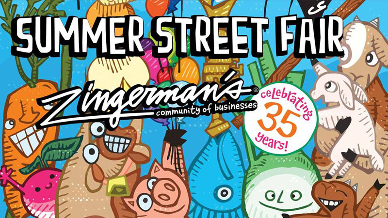 Zingerman's Street Fair