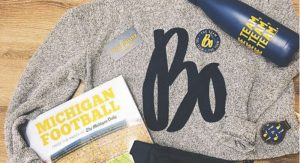 The Bo Store has trendier Michigan swag for the fashion forward fan