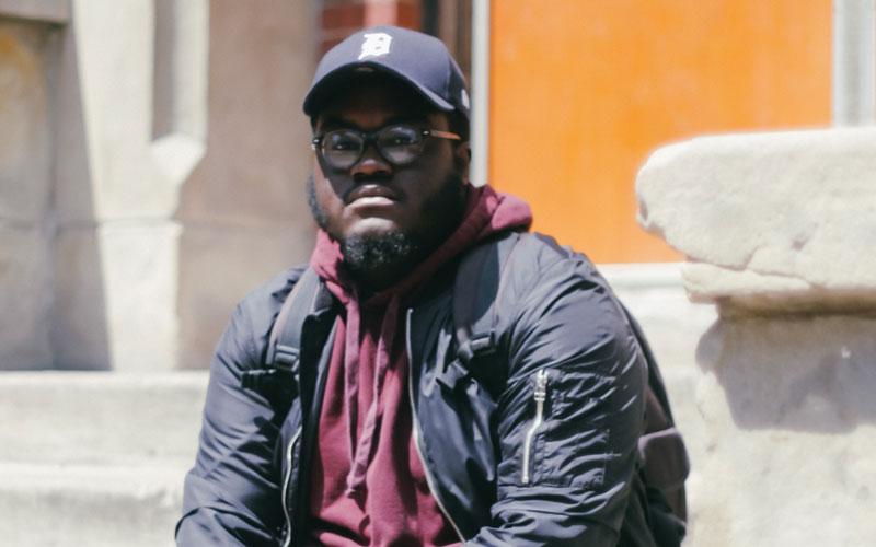 Derek Dandridge exposes the inner-city