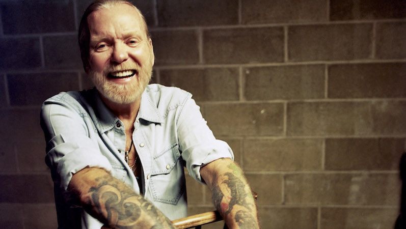 Gregg Allman Southern Blood Album