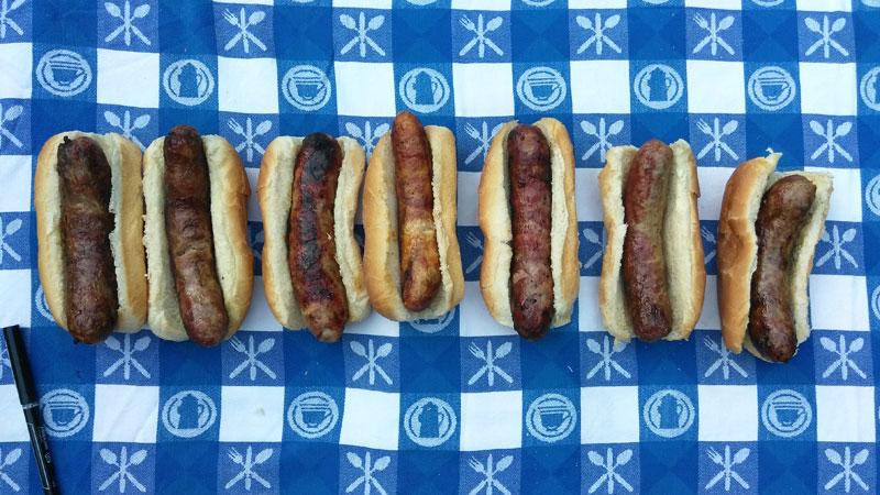 Sausage Showdown