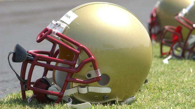 Possible brain trauma for players a risk of their own choosing