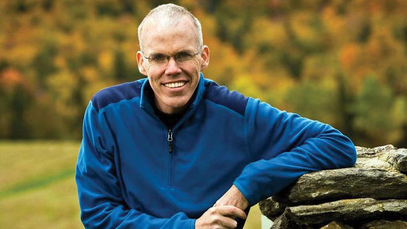 Environmental Activist Bill McKibben