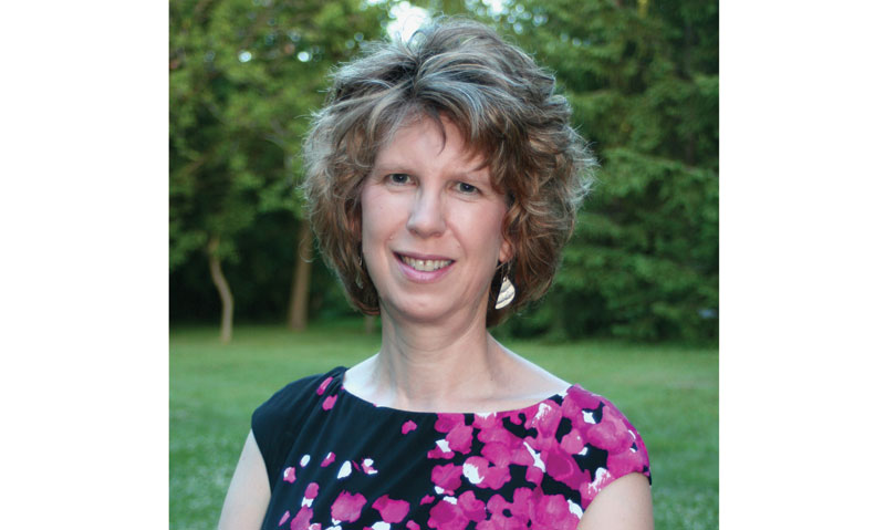 Department Head and Lecturer at U-M's Residential College Creative Writing Program