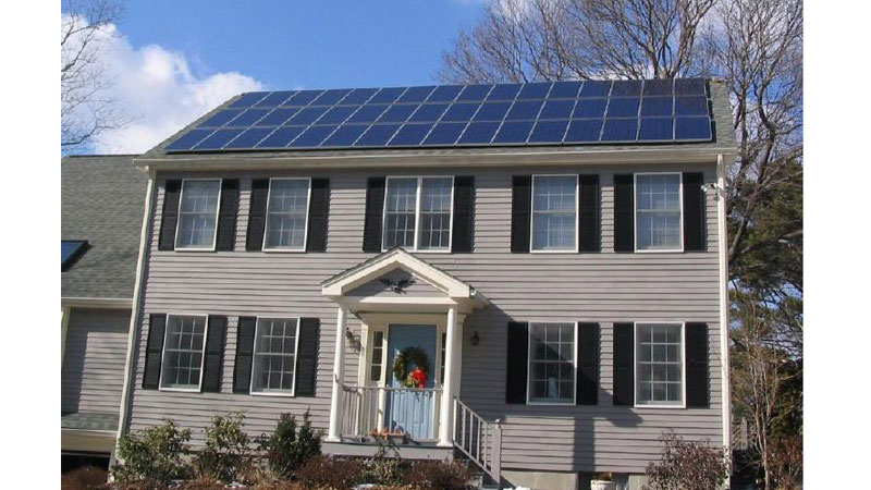An energy audit can lead to a greener home