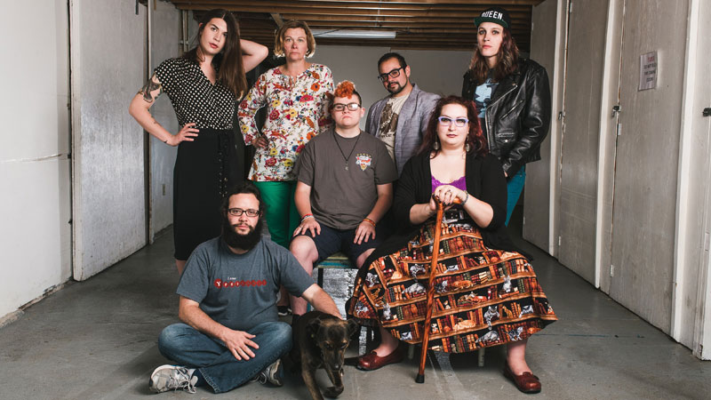 Washtenaw County's transgender community speaks out about both the struggle to come out and fears about the present-day political environment Photo: Melissa Squires