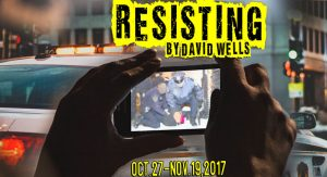 'Resisting' explores racism in the criminal justice system