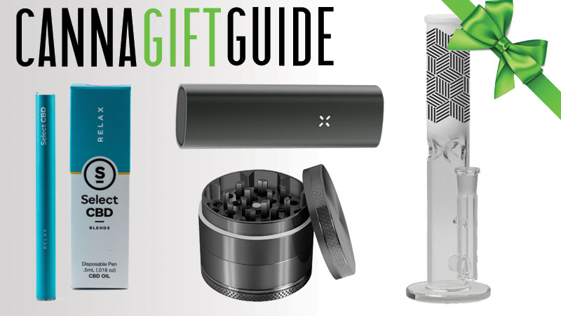 Finding the perfect local gift for your favorite cannabis enthusiast