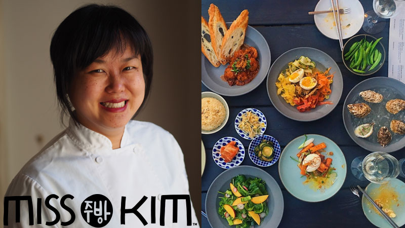 Get to know Miss Kim