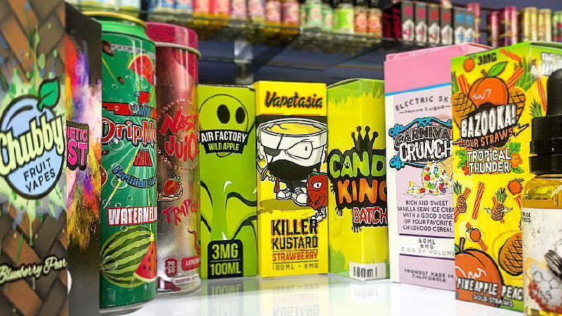 Dr. Carol J. Boyd, of the UM Addiction Center, says that e-cigarette companies disproportionately target youth through the use of candy-like flavors