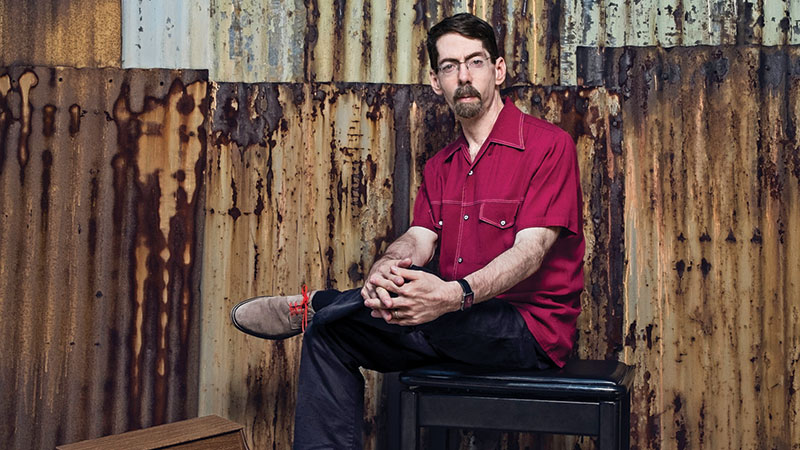 Fred Hersch is truly a giant in the world of jazz piano