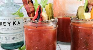 Your guide to Bloody Marys and Mimosas