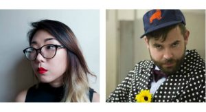 Franny Choi and Sam Sax Write Words to Wake the World