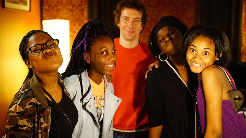 The Go! Team with Detroit Youth Choir El Club