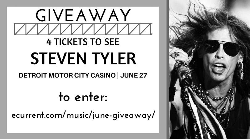 Steven Tyler Giveaway