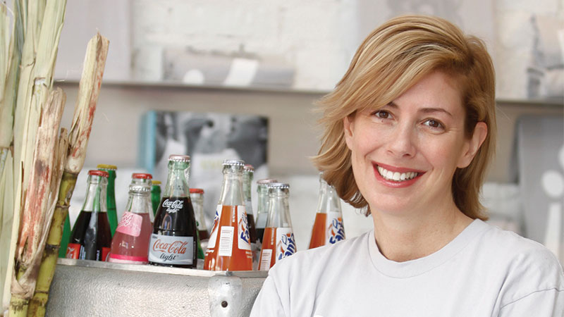 Chef Eve Aronoff Fernandez.