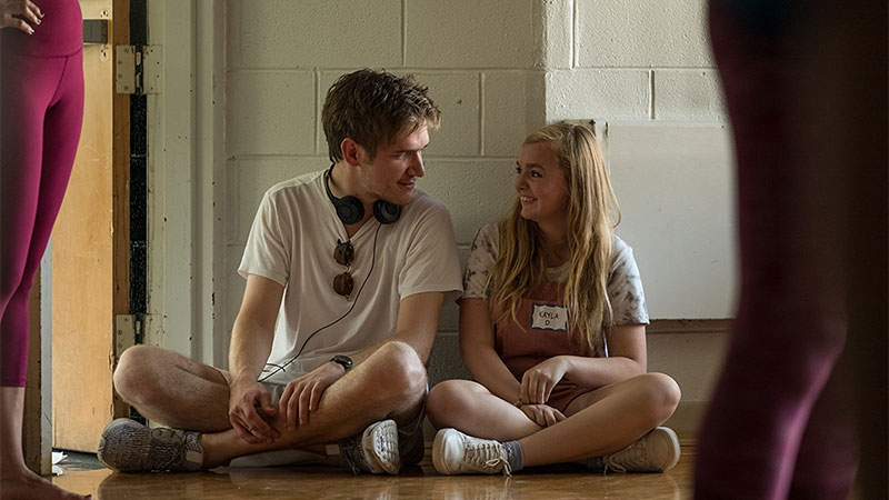 Photo from film Eighth Grade.