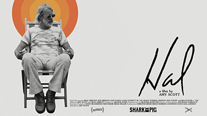 Hal Ashby documentary poster.